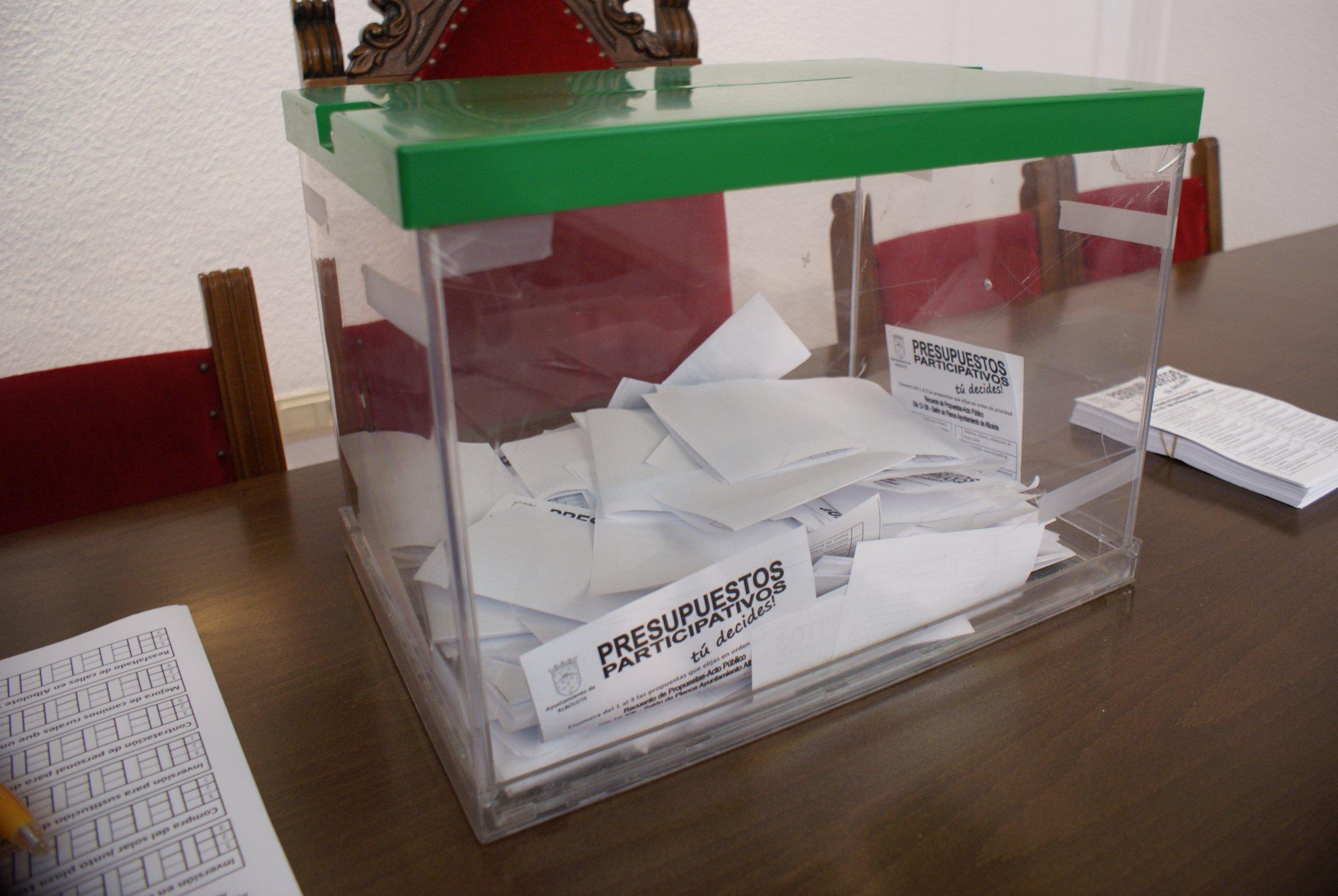 Imagen de la noticia El ayuntamiento de Albolote pone en marcha los 'Presupuestos Participativos-2019'