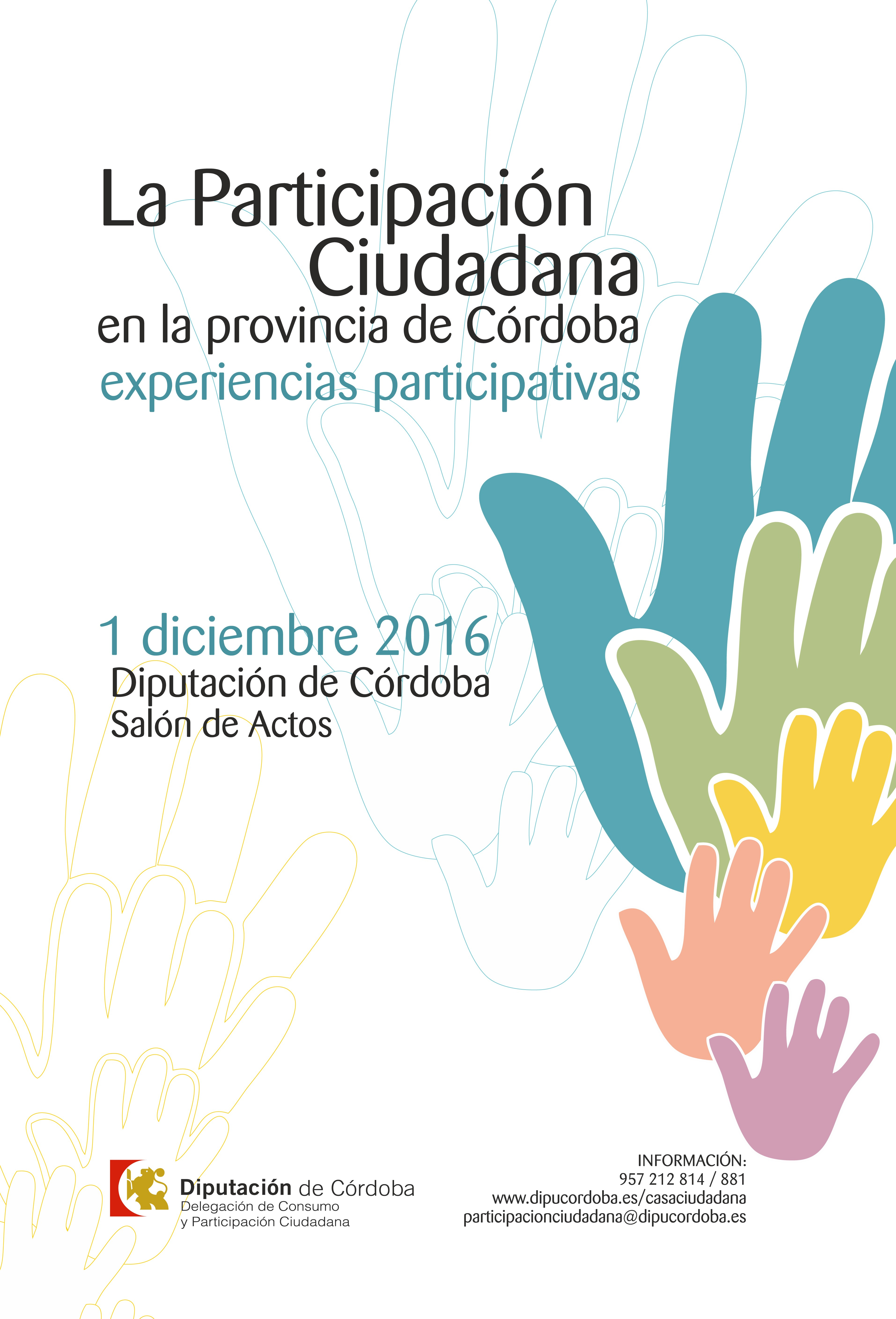 Imagen de la noticia Jornada de Participación Ciudadana en Córdoba