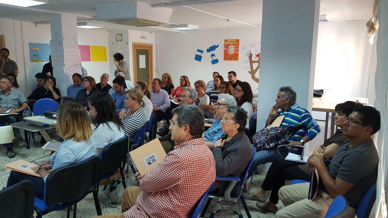 Imagen de la noticia Diagnóstico socioeconómico compartido de los distritos Zaidín y La Chana