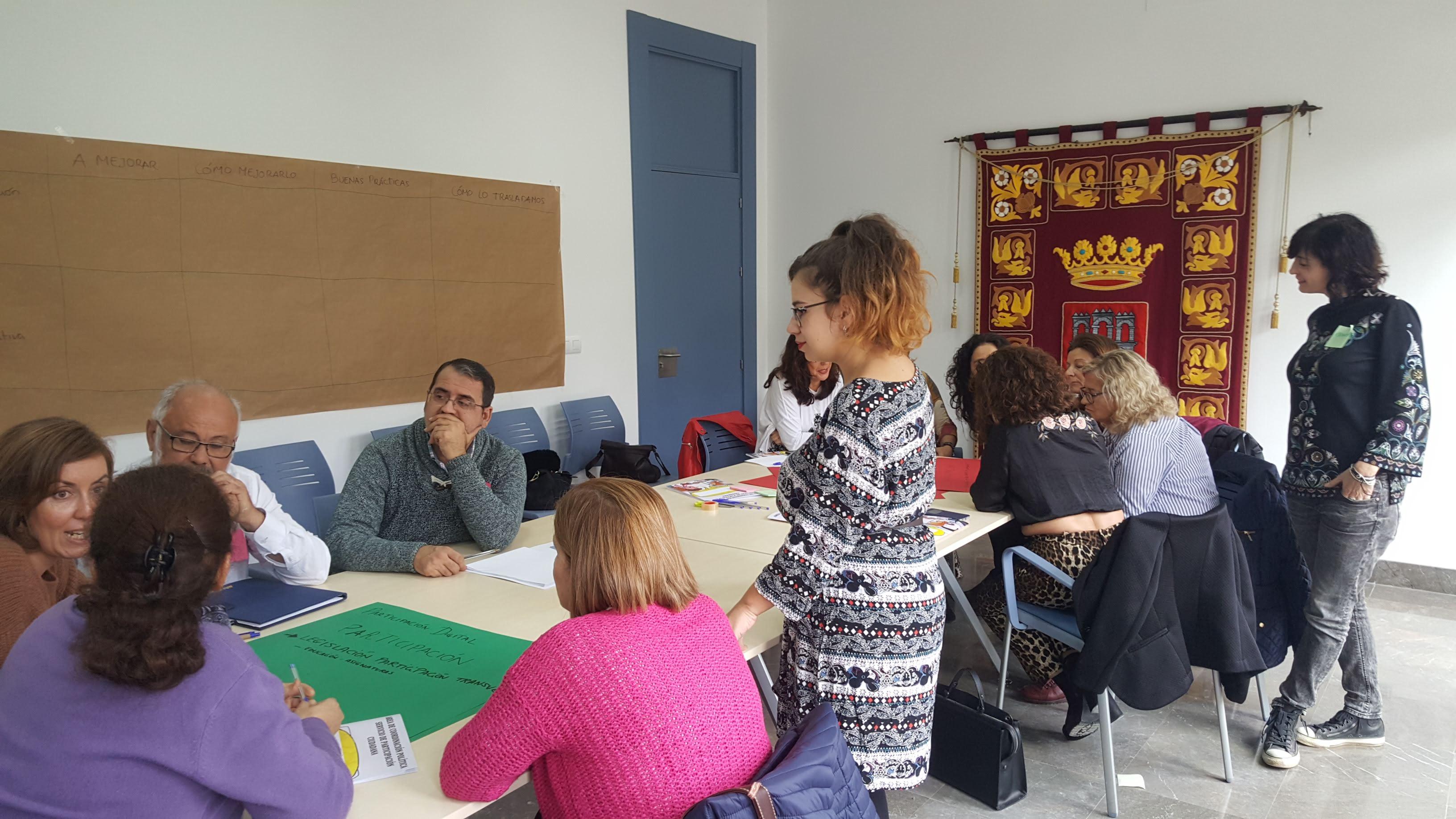Imagen de la meotodología EASW – European Awareness Scenario Workshops
