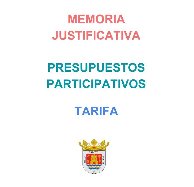 Imagen de la noticia Memoria de los Presupuestos Participativos Tarifa 2017 -2018