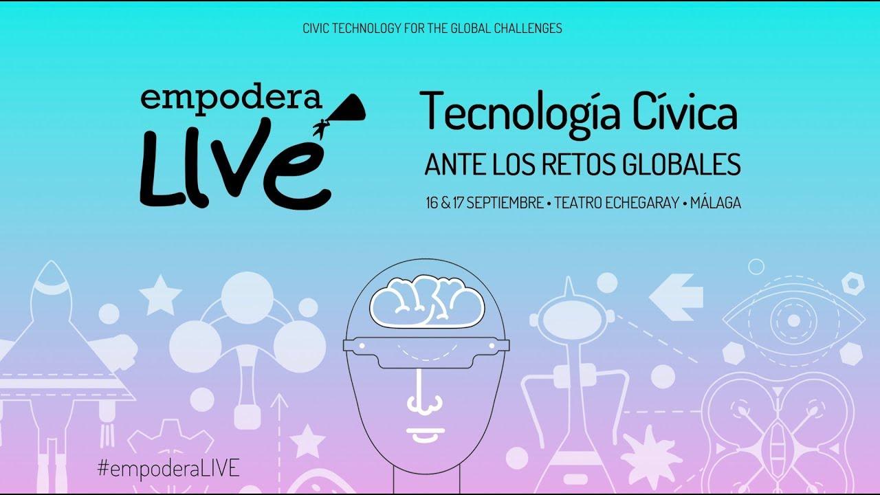 Imagen de la noticia EmpoderaLIVE reúne en Málaga a líderes mundiales en tecnología cívica