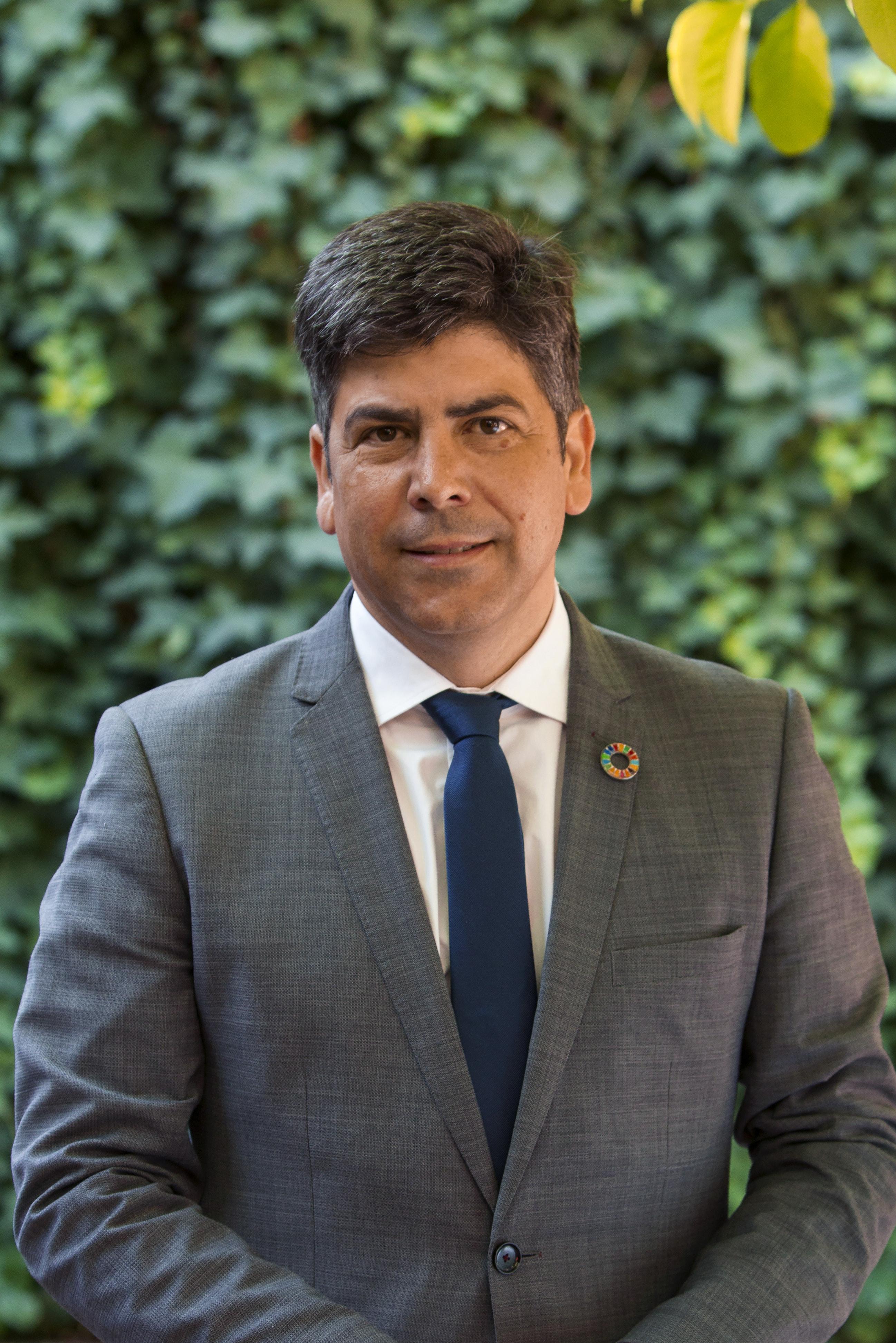 Rafael Llamas Salas