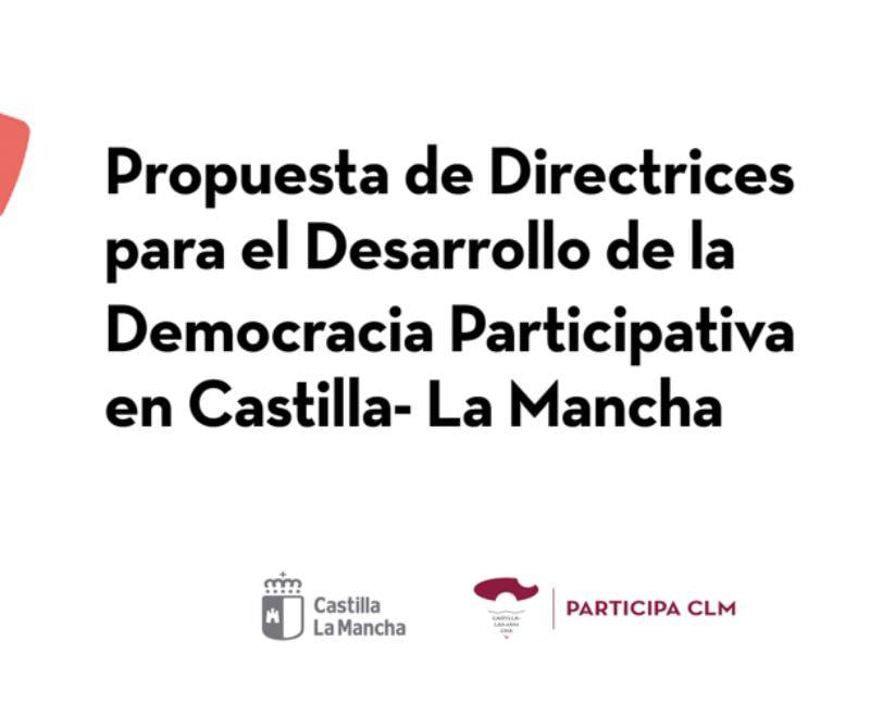 Imagen de la noticia Propuesta de Directrices para el Desarrollo de la Democracia Participativa en Catilla – La Mancha