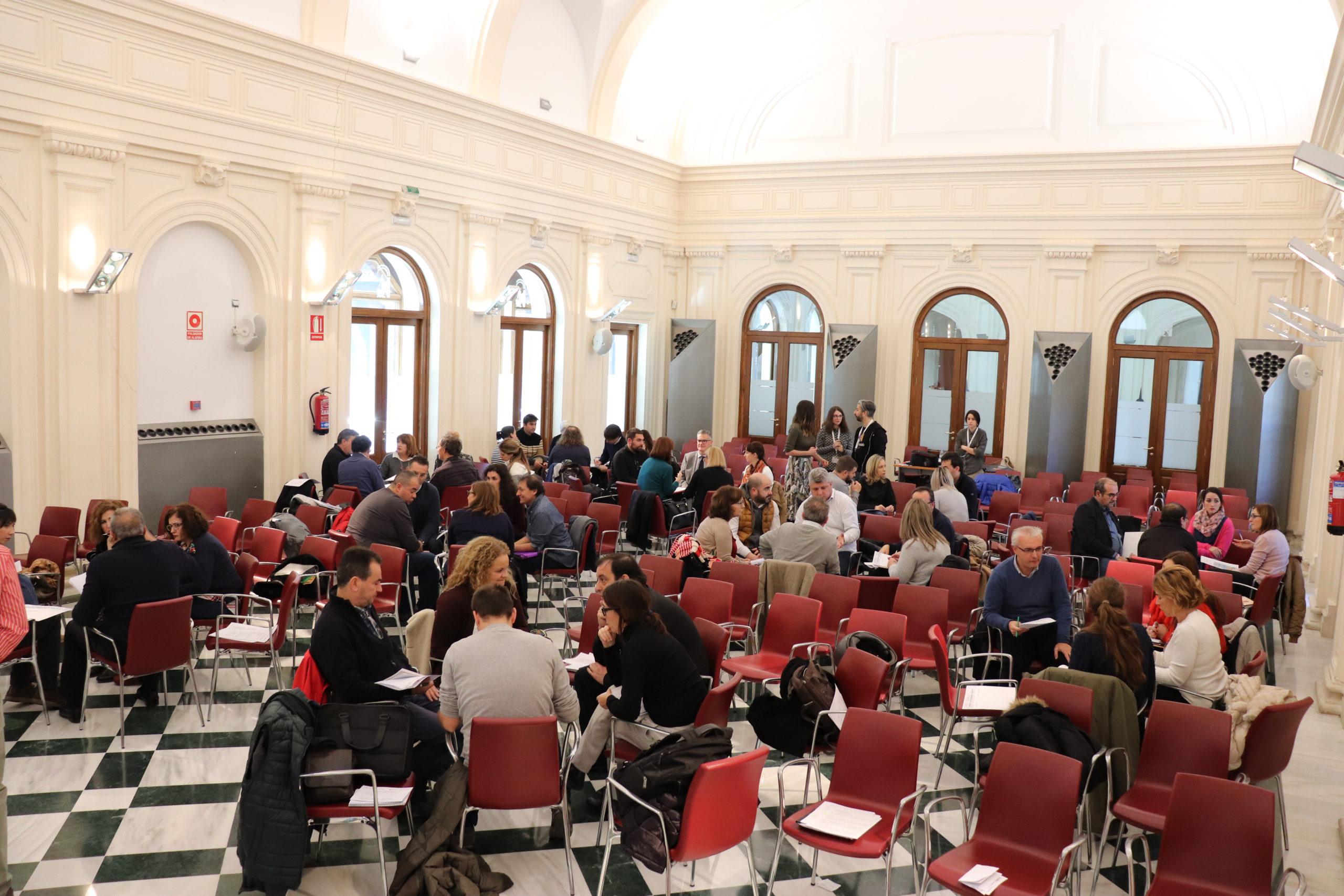 Imagen de la noticia Fomentando la cultura participativa en Granada