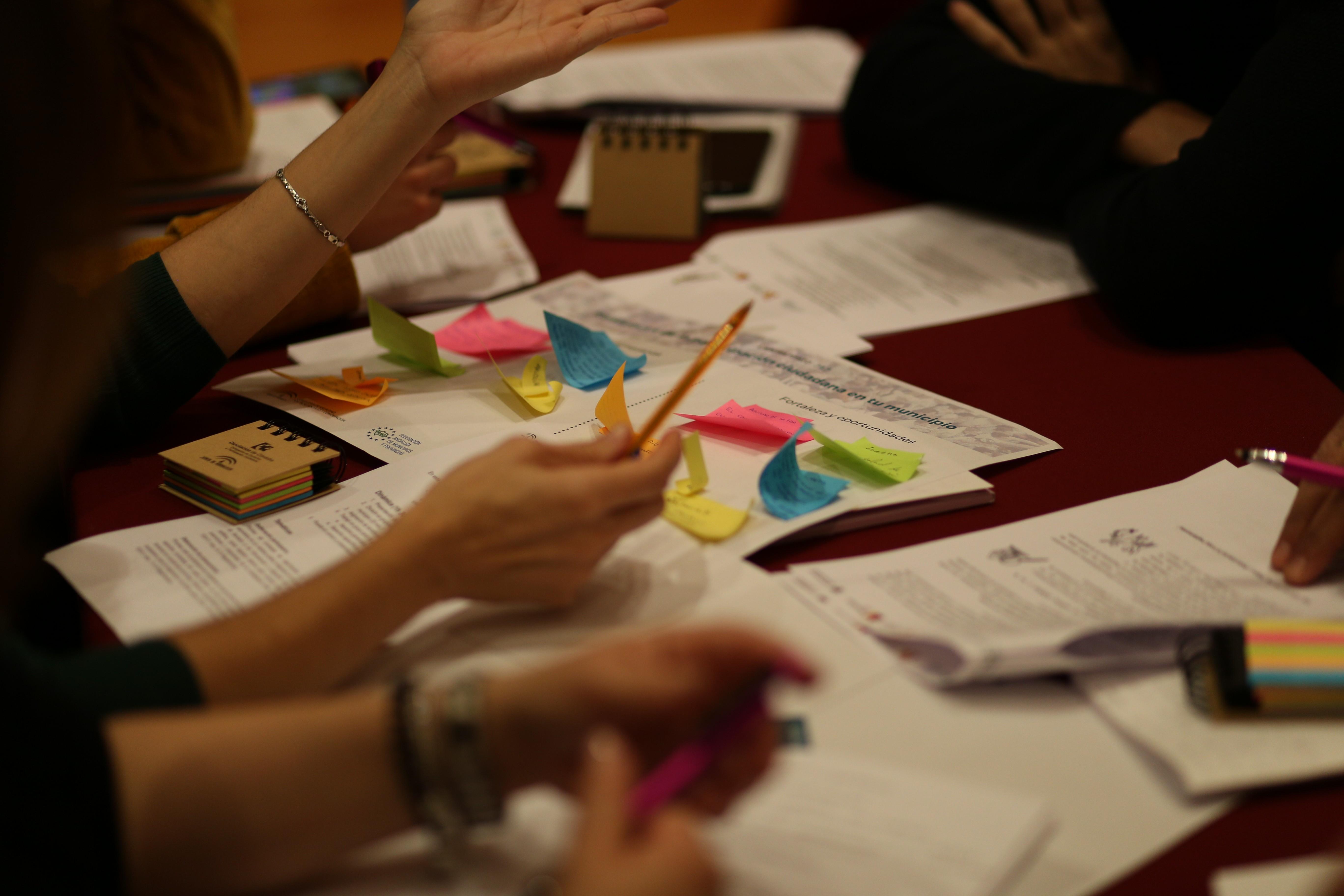 Imagen de la noticia Dinamizando la participación ciudadana en Córdoba