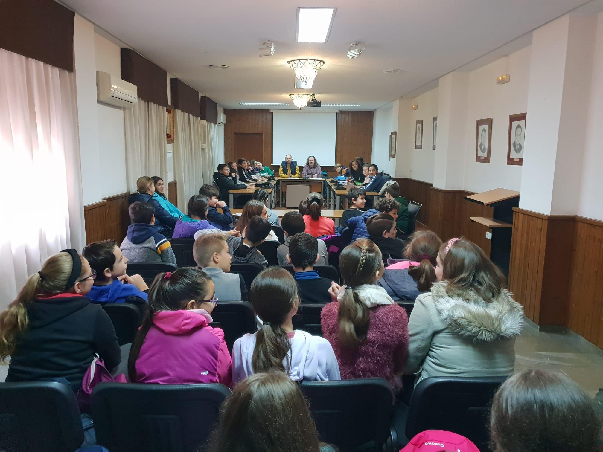 Imagen de la noticia Participación infantil en Peligros (Granada): Escuchar la ciudad para transformarla