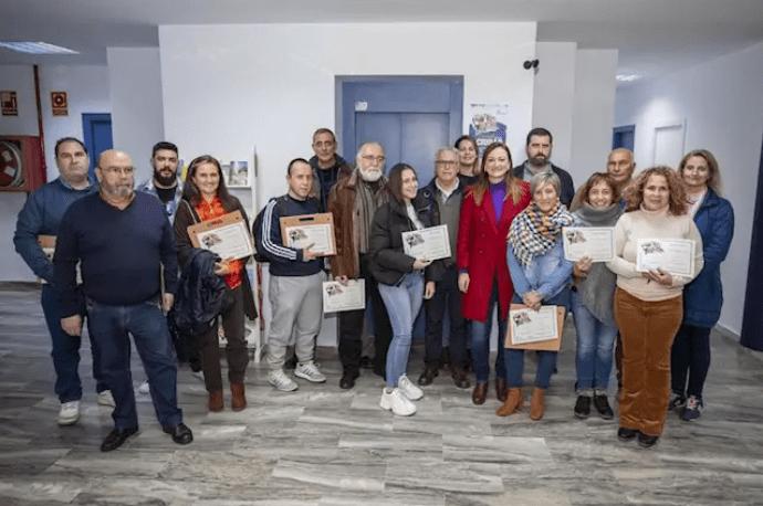 Imagen de la noticia La Escuela de Participación Ciudadana de Huelva clausura el trimestre con más de 80 asistentes