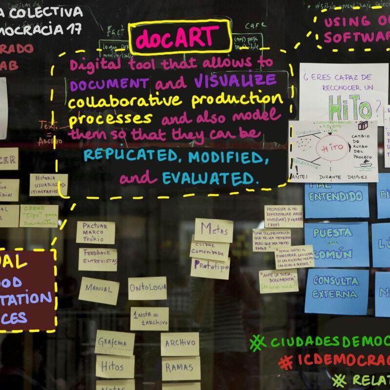 Imagen de la noticia docART.gs, el arte de documentar