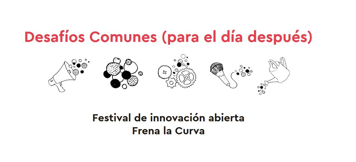 Imagen de la noticia Frena la Curva busca proyectos ciudadanos innovadores y solidarios para la nueva sociedad que dejará la pandemia