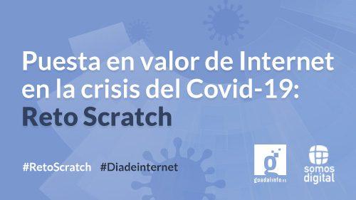 Imagen de la noticia #RetoScratch #Diadeinternet