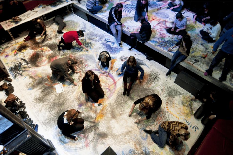 Imagen de la meotodología Artes participativas