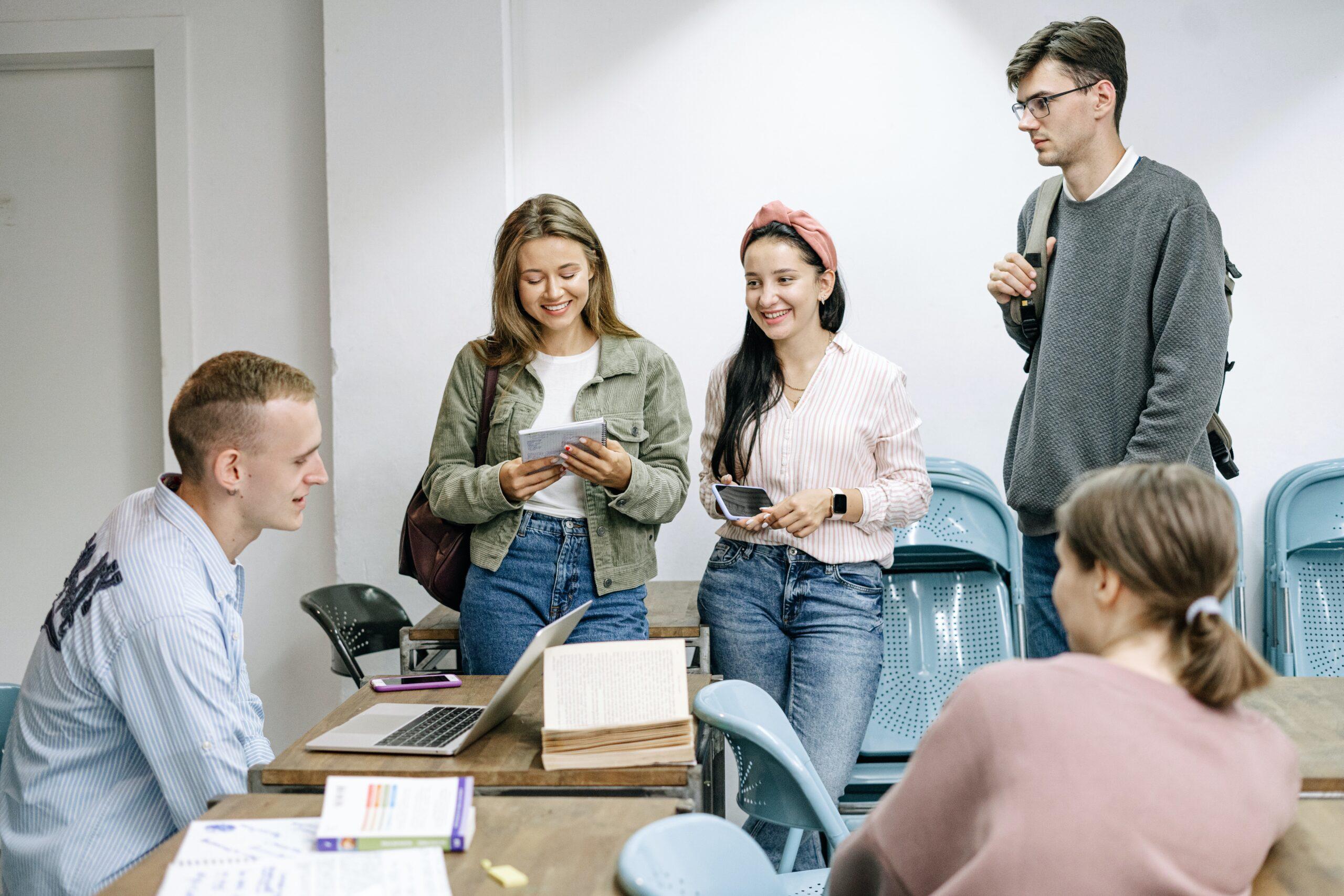 Imagen de la meotodología Gobierno estudiantil universitario