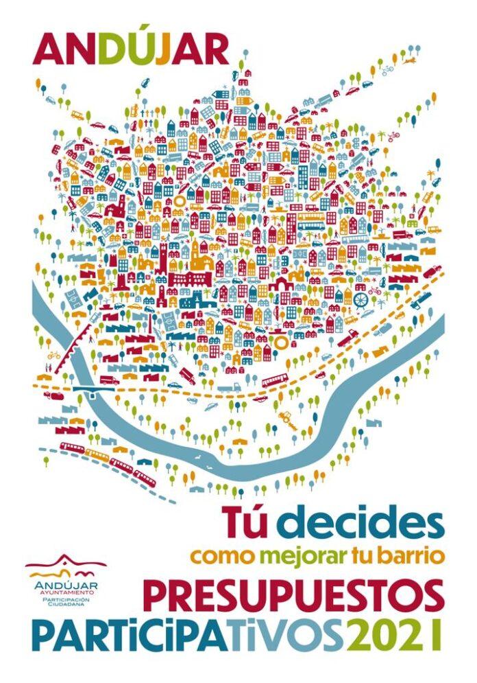 Imagen de la noticia Presupuestos Participativos 2021 en el Ayuntamiento de Andújar