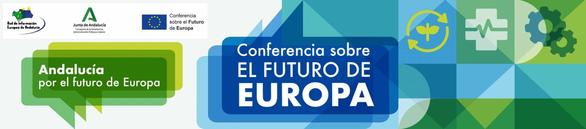 Imagen de la noticia Andalucía por el Futuro de Europa