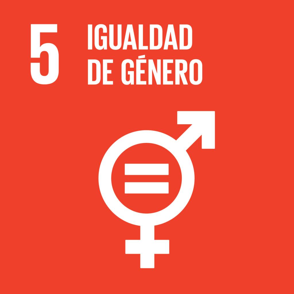 Objetivo 5: Igualdad de género