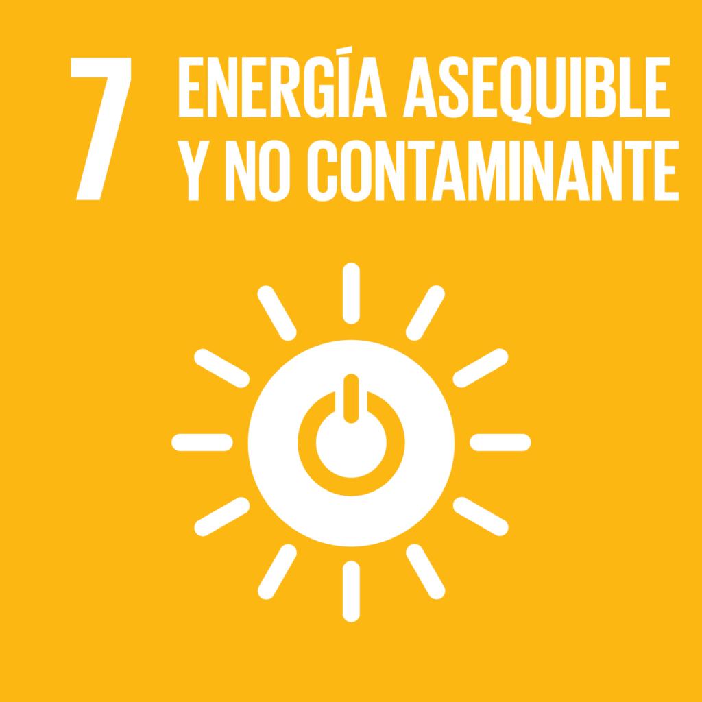 Objetivo 7: Energía asequible y no contaminante